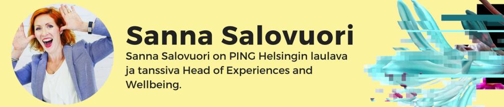Sanna Salovuori
